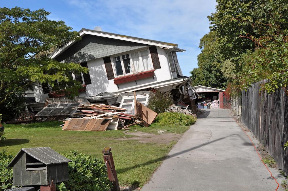 earthquake insurance Eureka MO
